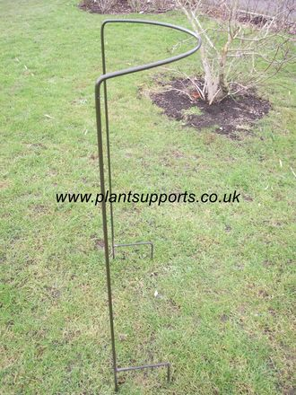 Arc with support legs 52cm x 114cm A0045