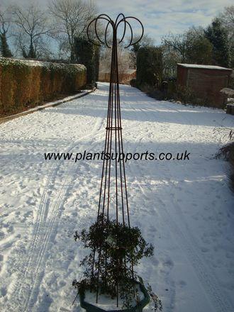 Obelisk 43cm x 176cm